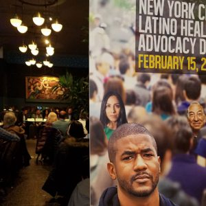 Latinos coming together to End the AIDS Epidemic in New York