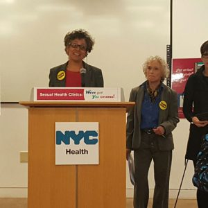 Health Department Announces Historic Expansion of HIV and STI Services at Sexual Health Clinics