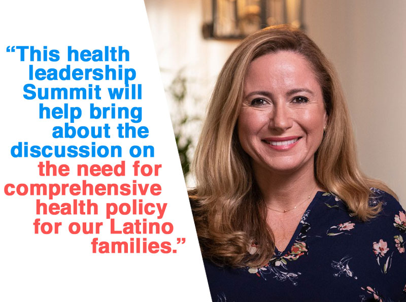 Congresswoman Debbie Mucarsel-Powell to Address the National Hispanic/Latinx Health Leadership Summit in Washington, DC